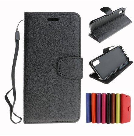 iPhone X - Stilrent Plånboksfodral från NKOBEE