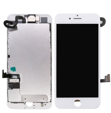 iPhone 7 LCD Skärm med Smådelar