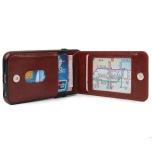 iPhone 6plus/6Splus - Stilrent Skal med Plånbok/Kortfack