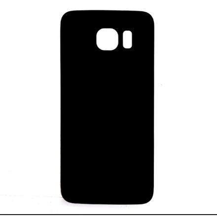 Samsung Galaxy S6 - Baksida (OEM) SVART/BLÅ