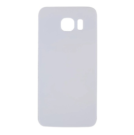 Samsung Galaxy S6 (Original-OEM) Batterilucka (VIT)
