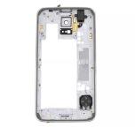 Samsung Galaxy S5 (SM-G900) - BAKCHASSI med delar, VIT