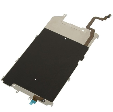 iPhone 6 Plus - Metallskena med Hemknappsflexkabel