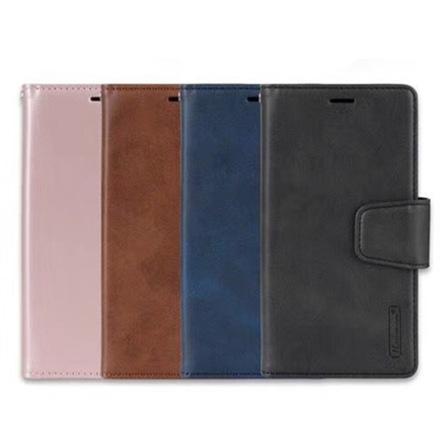 iPhone XR - Praktiskt Dubbelfunktion Plånboksfodral HANMAN