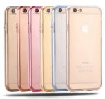 iPhone 6/6S - Dubbelsidigt silikonfodral med TOUCHFUNKTION