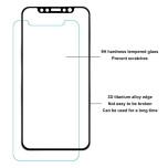 iPhone 11 Pro Max Skärmskydd Fram- & Baksida Aluminium HD-Clear