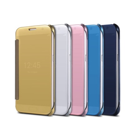 Samsung S7 - LEMANS SmartTouch Fodral (Auto-sleep)