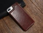 iPhone 8 - NKOBEE Läderskal med Plånbok/Kortfack