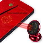 Huawei P30 Pro - Genomtänkt Skyddsskal med Kortfack