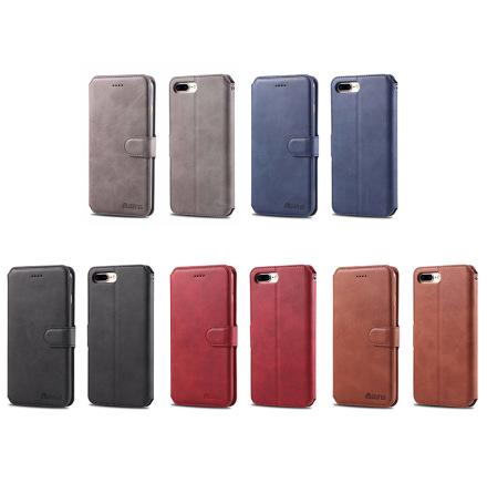 iPhone 7 Plus - Professionellt Yazunshi Plånboksfodral