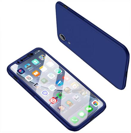 iPhone XR - Skyddande Floveme Dubbelskal
