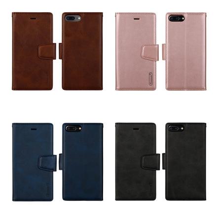iPhone 6/6S Plus - Exklusivt Dubbelfunktion Plånboksfodral