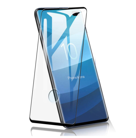 Samsung Galaxy S10 Plus Skärmskydd CASE-Friendly HD-Clear