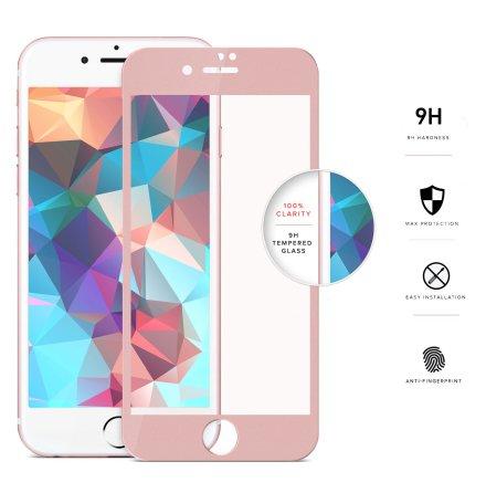 iPhone 8 Plus Skärmskydd 3D 9H 0,2mm HD-Clear