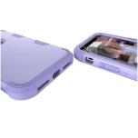 Elegant och Skyddande Hybridskal av LEMAN till iPhone X/XS