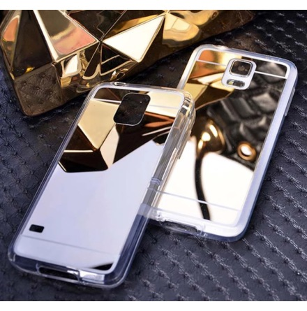 """Samsung Galaxy S5 - """"Vintage"""" från LEMAN med spegeldesign"""