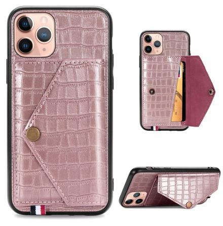 iPhone 11 Pro Max - Effektfullt Skal med Korthållare