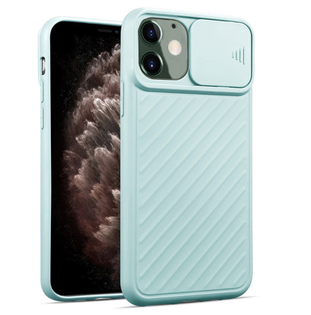iPhone 11 - Stötdämpande Skal med Kamera Skydd