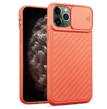 iPhone 11 Pro Max - Stötdämpande Skal med Kamera Skydd