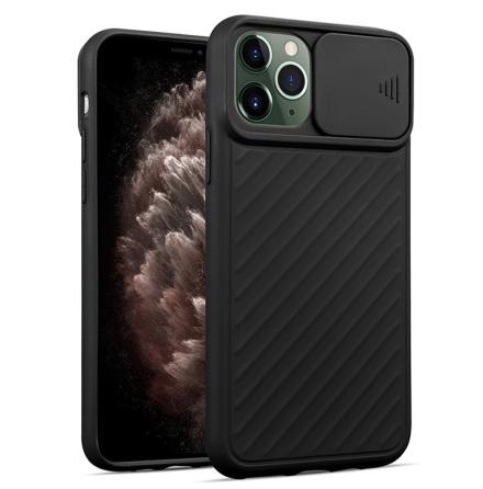 iPhone 11 Pro - Stilrent Smart Skal med Kamera Skydd