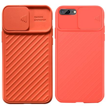 iPhone 8 Plus - Skyddsskal Kamera Skydd