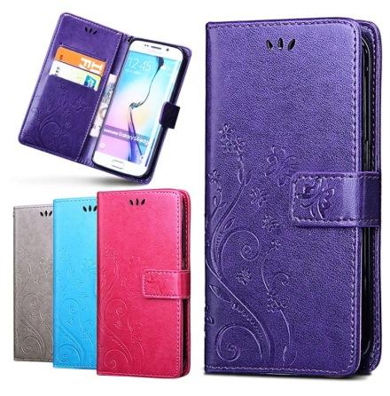 "Samsung Galaxy S6 Edge - Plånboksfodral ""Butterfly"" av FADDIST"