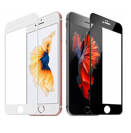 iPhone 8 Skärmskydd 2.5D Ram 9H 0,3mm HD-Clear Screen-Fit