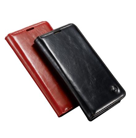 Stilrent Plånboksfodral från CASEME till Samsung Galaxy S7