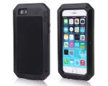 Army SHOCK-DROP Stryktåligt fodral i Aluminum (iPhone 5/5S/5SE)
