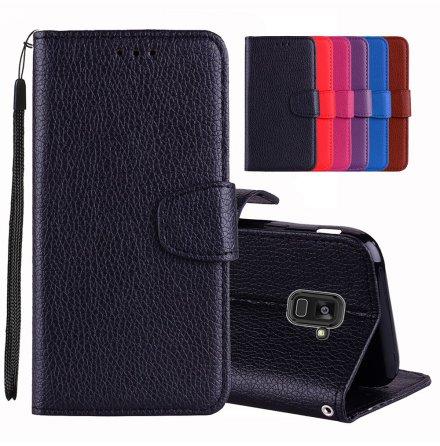 Samsung Galaxy A8 2018 - Stilrent Plånboksfodral från NKOBEE