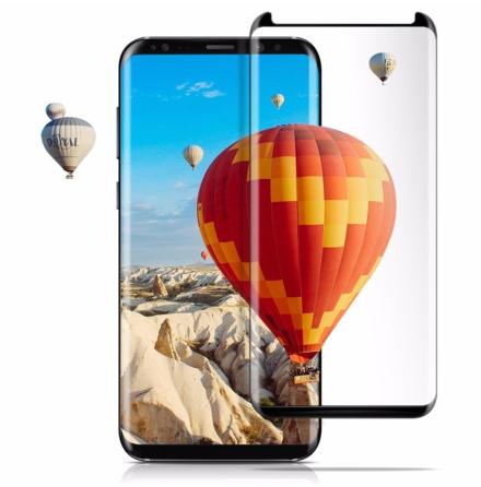 Samsung Galaxy S9+ HuTech Skärmskydd CASE-Friendly (Full-Glue)