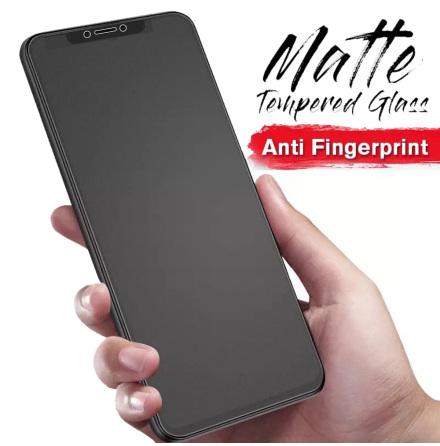 iPhone X/XS Anti-Fingerprints Skärmskydd 0,3mm