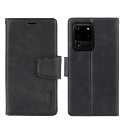 Samsung Galaxy S20 Ultra - Hanman Praktiskt Plånboksfodral