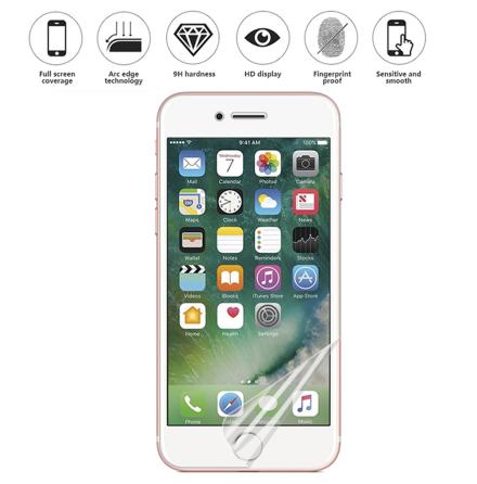 iPhone SE 2020 Mjukt Skärmskydd PET 9H 0,2mm