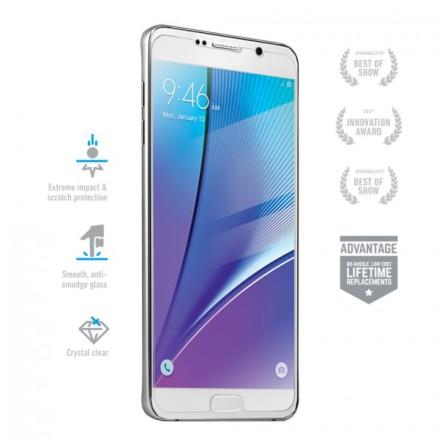 Samsung Galaxy Note 5 - Pansarglas/ Skärmskydd (Härdat glas)
