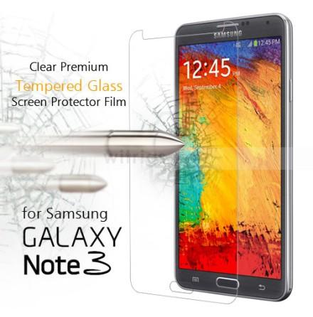 Samsung Galaxy Note 3 - Pansarglas/ Skärmskydd (Härdat glas)
