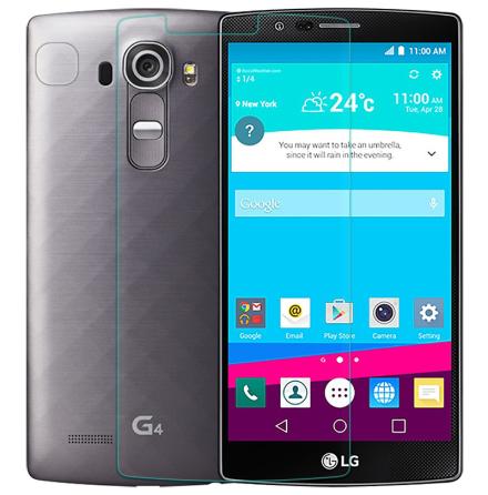 LG G4 - Pansarglas Skärmskydd (Härdat glas)