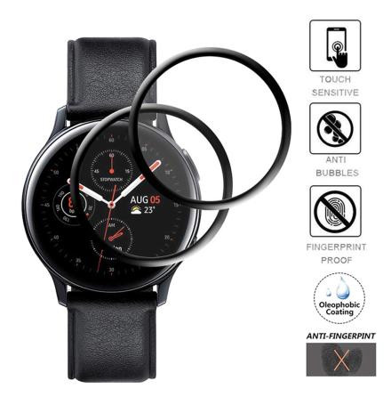 Samsung Galaxy Watch Active1 Mjukt Skärmskydd PET 40mm R500 0,2mm
