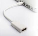 Apple Thunderbolt / Mini displayport till HDMI adapter