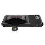 iPhone 6/6S PLUS - Praktiskt Skal med Kortfack