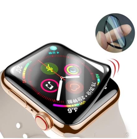 Mjukt Skyddande Apple Watch S4/S5 Skärmskydd