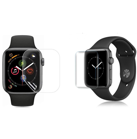 Mjukt Skärmskydd Apple Watch Series 2/3 38/42mm