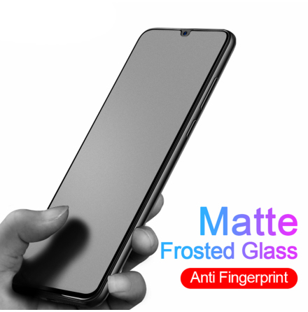 A51 2.5D Anti-Fingerprints Skärmskydd 9H 0,3mm