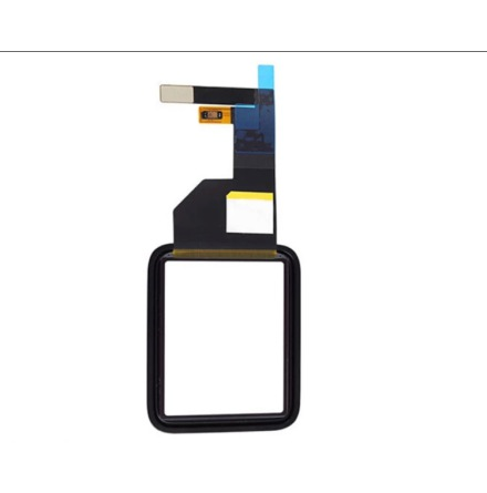 Apple Watch 42mm - Display/Glas med digitizer (SVART)