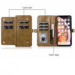 iPhone X/XS - Smart Genomtänkt Plånboksfodral