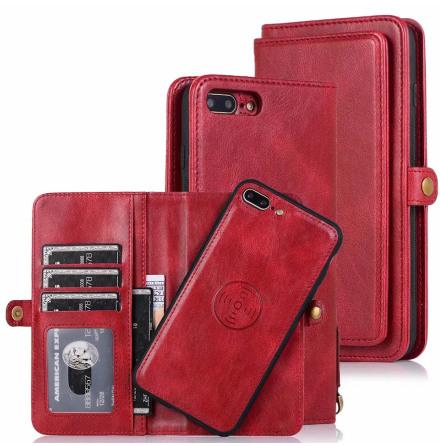 Genomtänkt Plånboksfodral - iPhone 8 Plus