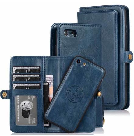 Praktiskt Plånboksfodral - iPhone 8