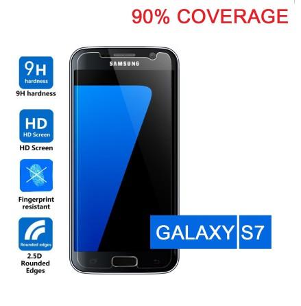 Samsung Galaxy S7 - HuTech Pansarglas (Premium-serie)