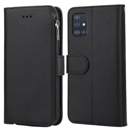 Samsung Galaxy A51 - Praktiskt Plånboksfodral