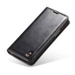 CASEME Stilrent Plånboksfodral för Samsung Galaxy S9